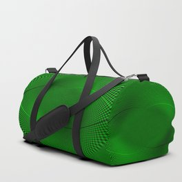 Not easy being Green Duffle Bag