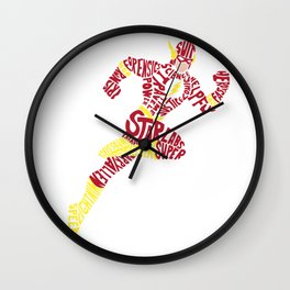 Who is the Flash? Wall Clock