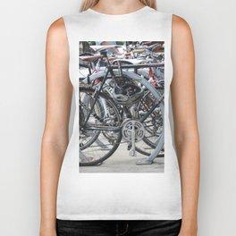 Spoke Too Soon Biker Tank