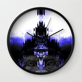 CHIMP CONNECTION Wall Clock
