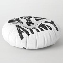 BTS Army Logo Floor Pillow