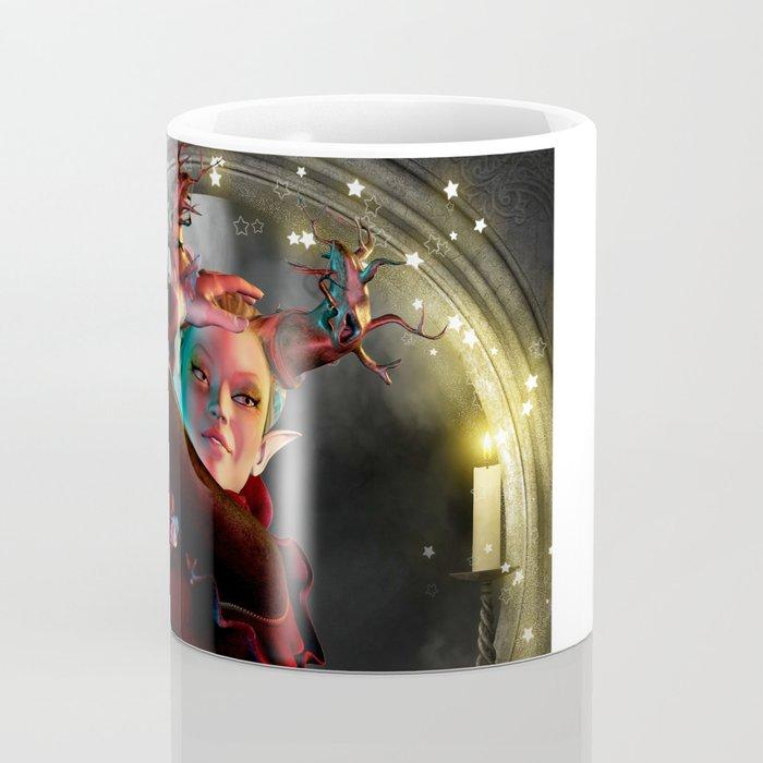 Mystical moon Coffee Mug