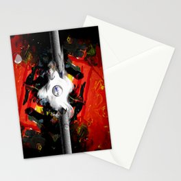 Abstract Composition N5 Stationery Cards