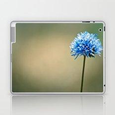 Blue Cotton Laptop & iPad Skin