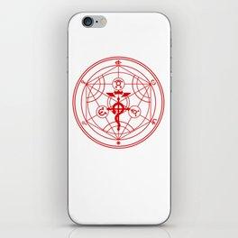 Alchemy iPhone Skin