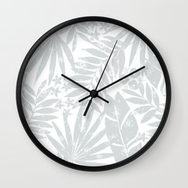 Pala Palms - Stella Wall Clock