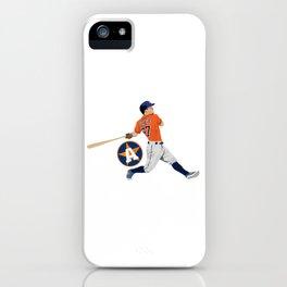Altuve iPhone Case