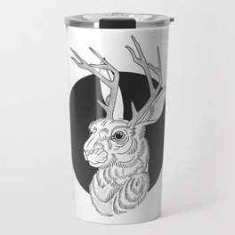 The Jackelope Travel Mug