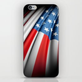 Flag of USA iPhone Skin