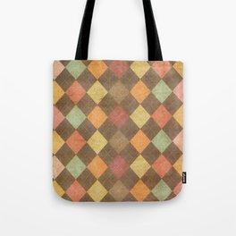pattern grundgy Tote Bag