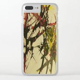 Garabato Clear iPhone Case