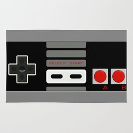 Retro Game Console Rug