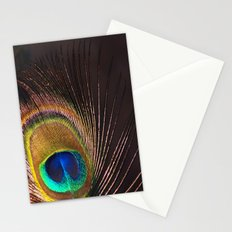 Silken Iridescence Stationery Cards