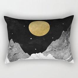 Moon and Stars Rechteckiges Kissen