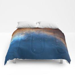 Helix Nebula Comforters