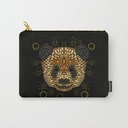 Panda Face Carry-All Pouch
