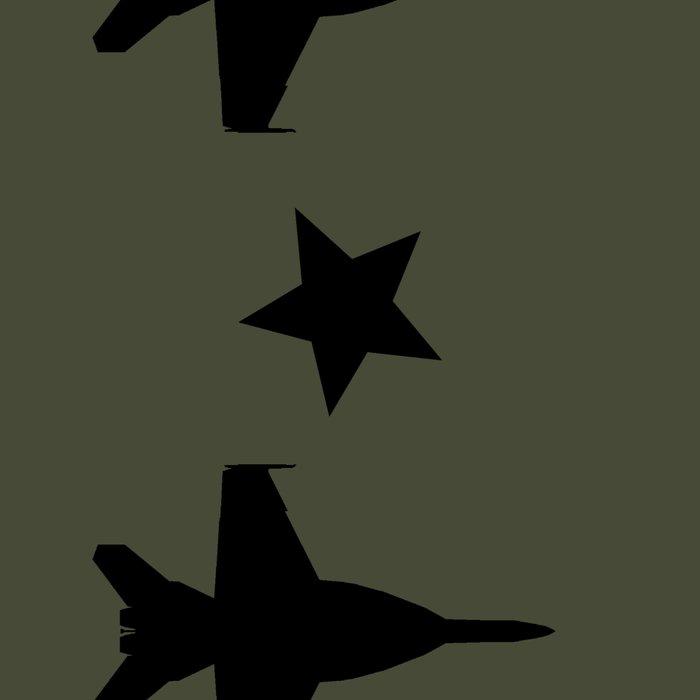 F-18 Hornet Fighter Jet Pattern Leggings