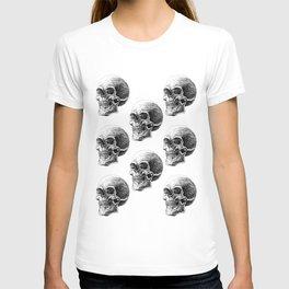 Skull pattern 2 T-shirt
