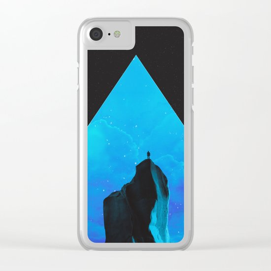 Last Winter Clear iPhone Case