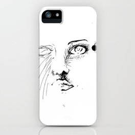 Partial iPhone Case