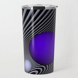 violet subway feelings -03- Travel Mug