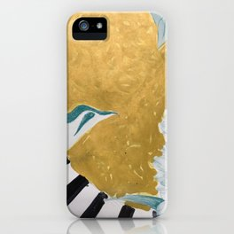 Gift wrap intervention 04 iPhone Case