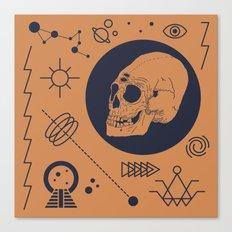 37 Latitude Canvas Print