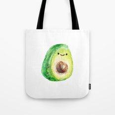 Miniature Avocado guy Tote Bag