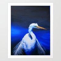 """Angel Dust"" Art Print"