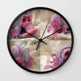 Bonnie's Fourhead Wall Clock