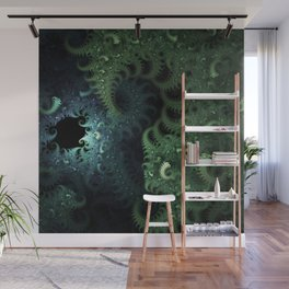 Mili Fiber. Abstract Design Wall Mural