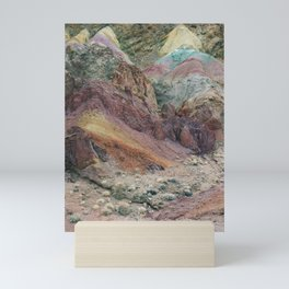 Calico Mountains Mini Art Print