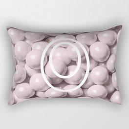 Pearl Candy Gem Rectangular Pillow