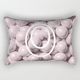 Pearl Candy Gem Rectangular Pillow