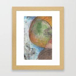 Whoo  Framed Art Print