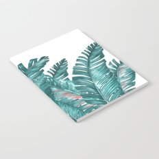 tropical blue Notebook