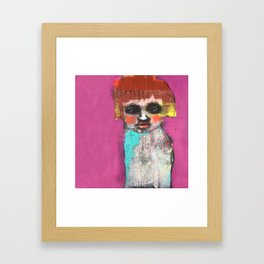 You were right by Marstein Framed Art Print
