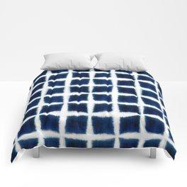 Shibori Blocks Comforters