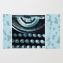 Typewriter Series, Image 1 Rug