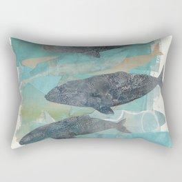 The pod Rectangular Pillow