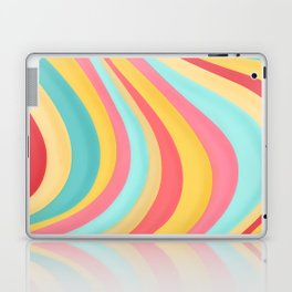Candy Curves Laptop & iPad Skin
