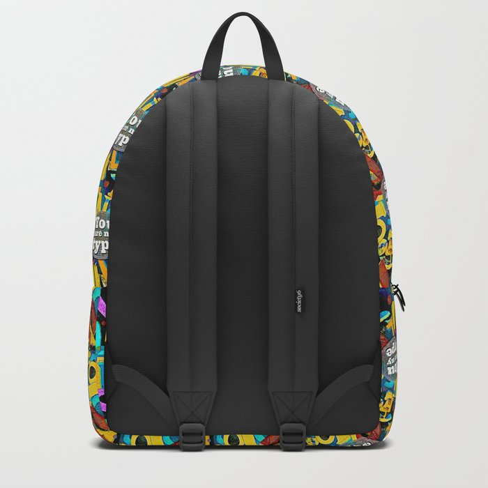 You Are My Type! Backpack