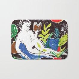 Summer Reading Bath Mat