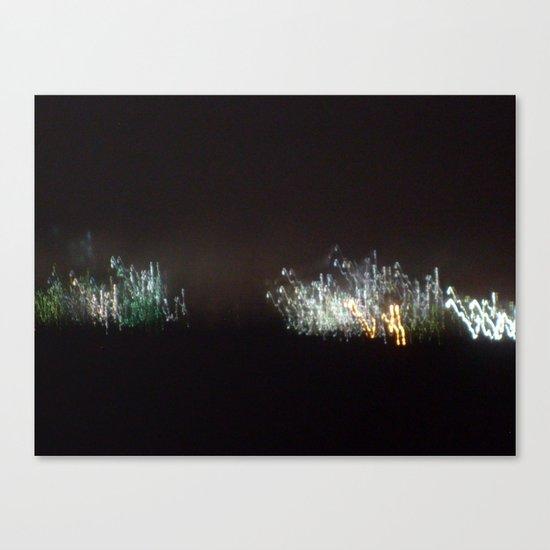 (>^v^ Canvas Print