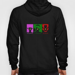 THE LEGEND OF ZELDA: TRIFORCE MEANING Hoody