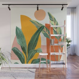 Leaf Design 03 Wall Mural