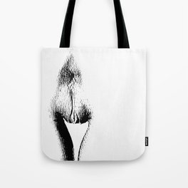 Pussy Tote Bag