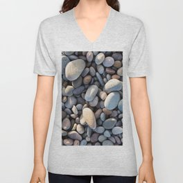 Stones Unisex V-Neck