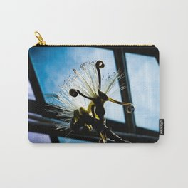 Unknown Flower by Chantal Elena Mitchell Carry-All Pouch