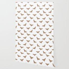 Tie-dye Bats Wallpaper